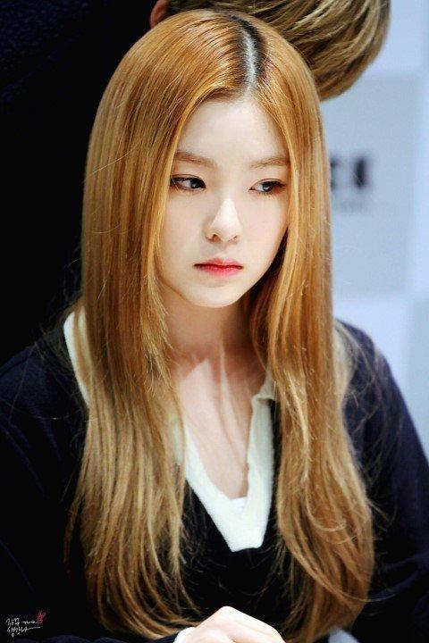 데뷔 전 아이린