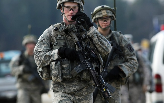 미군을 만난 KCTC 대항군